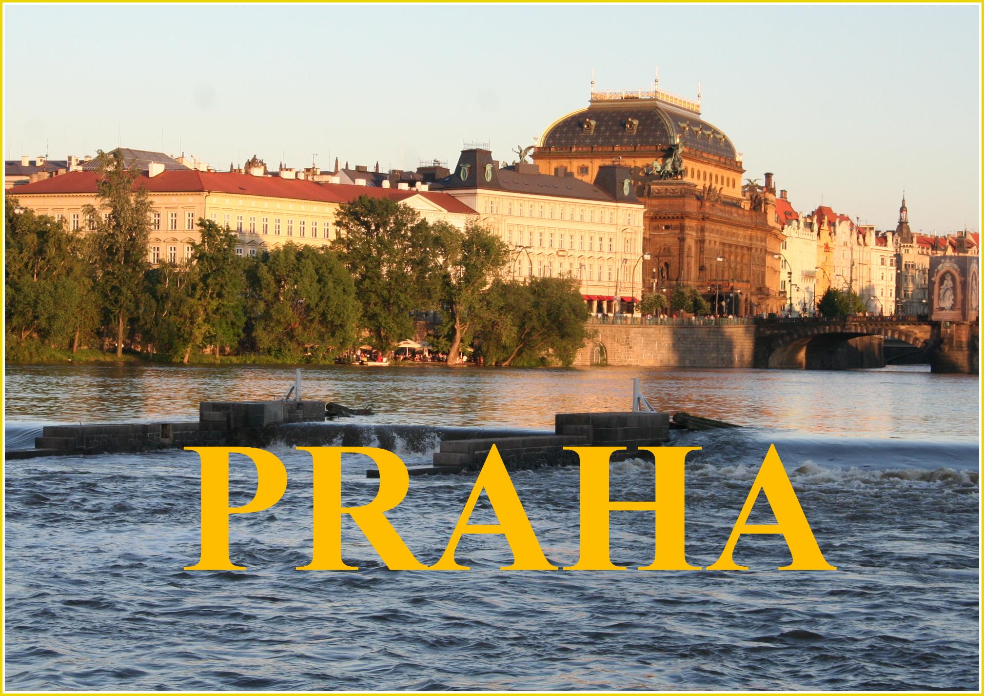 Praha Website Picture